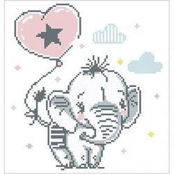Diamond Dotz Baby Elefant Baby Elefant - Diamond Dotz