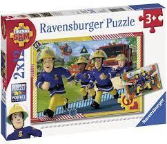 Ravensburger 2x12 Sam and his Team 2x12 - Ravensburger