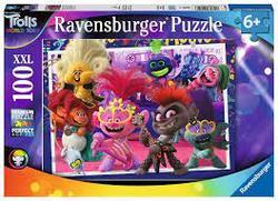 Ravensburger 100b XXL Trolls Sing Your Heart Out 100 XXL - Ravensburger