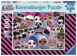 Ravensburger 100b XXL BFFs 4 Eva! 100 XXL  - Ravensburger