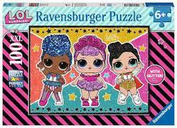 Ravensburger 100b XXL Glitterati 100 XXL - Ravensburger