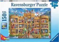 Ravensburger 150b XXL Cutaway Castle 150b XXL - Ravensburger