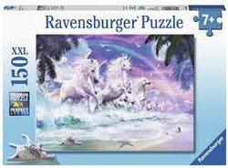 Ravensburger 150b XXL Unicorns at the Beach 150b XXL - Ravensburger
