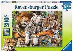 Ravensburger 200b XXL Big Cat Nap 200b XXL - Ravensburger