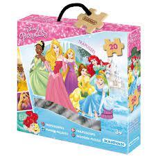 Egmont Trepuslespel 20b Disney Princess 20b - Egmont Litor
