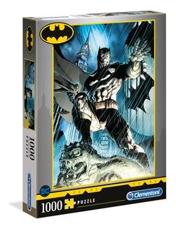 Clementoni puslespel 1000b Batman 1000 bitar - Clementoni