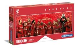 Clementoni puslespel 1000b panorama Liverpool F.C. LEV UKE 22 1000 bitar - Clementoni