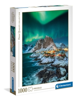 Clementoni puslespel 1000b Lofoten Islands 1000 bitar - Clementoni