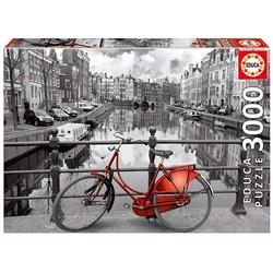Educa puslespel 3000b Amsterdam  3000 bitar - Educa
