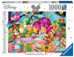 Ravensburger Alice in Wonderland 1000 bitar - Ravensburger