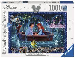 Ravensburger puslespel 1000b, Disney Ariel 1000 bitar - Ravensburger