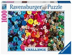 Ravensburger puslespel 1000b Knapper utfordring 1000 bitar - Ravensburger