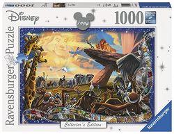 Ravensburger puslespel 1000 Løvenes konge 1000 bitar - Ravensburger