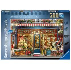 Ravensburger Puslespel 500 Antik  500 bitar - Ravensburger