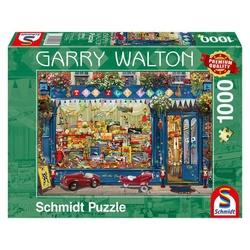 Schmidt puslespel 1000 Toy store 1000 bitar - Schmidt