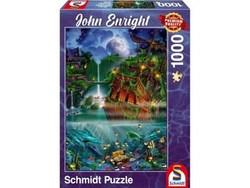 Schmidt puslespel 1000 sunken treasure 1000 bitar - Schmidt