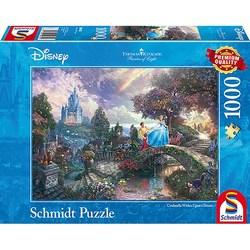 Schmidt puslespel 1000 Disney Cinderella  1000 bitar - Schmidt