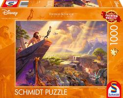 Schmidt puslespel 1000 Disney The Lion King  1000 bitar - Schmidt