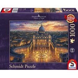 Schmidt puslespel 1000 The Vatican  1000 bitar - Schmidt
