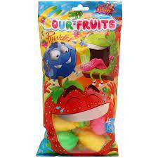 Sour fruits powder Forskjellig - Godteri
