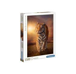 Clementoni puslespel 1500 Tiger 1000 bitar - Clementoni