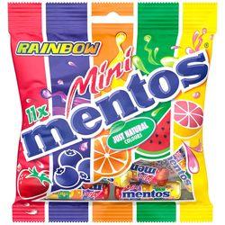 Mini Mentos Rainbow 5 forskjellege smakar - Godteri