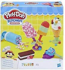 PD Frozen Treats frozen treats - PLAY-DOH