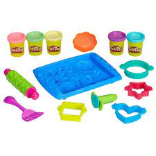 PD Cookie Creations cookie creations - PLAY-DOH
