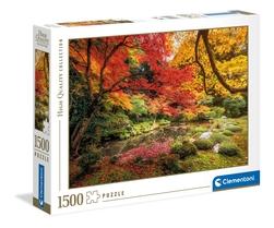 Clementoni puslespel 1500 Autumn Park 1500 bitar - Clementoni