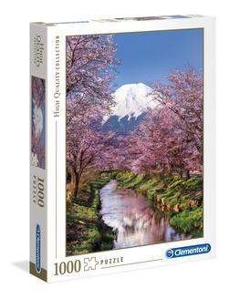 Clementoni puslespel 1000 Fuji Mountain 1000 bitar - Clementoni