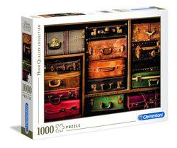 Clementoni puslespel 1000 Travel 1000 bitar - Clementoni