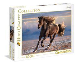 Clementoni puslespel 1000 Free horse 1000 bitar - Clementoni