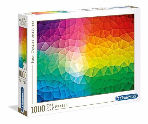 Clementoni puslespel 1000 gradient 1000 bitar - Clementoni