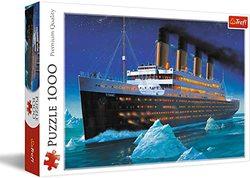 Trefl puslespel 1000 Titanic 1000 bitar - Trefl