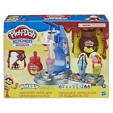 PD Drizzy Ice Cream Playset drizzy ice cream playset - PLAY-DOH