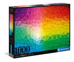 Clementoni puslespel 1000 Mosaic Color Boom 1000 bitar - Clementoni