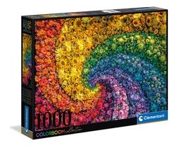 Clementoni puslespel 1000 Whirl Color Boom 1000 bitar - Clementoni