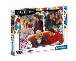 Clementoni puslespel 500 Friends 500 bitar - Clementoni