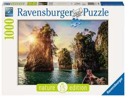 Ravensburger puslespel 1000 Steinene i Cheow, Thailand 1000 bitar - Ravensburger