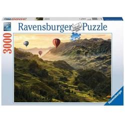 Ravensburger puslespel 3000 Rice terrace 1000 bitar - Ravensburger