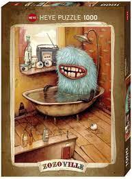Heye Zozoville Bathtub 1000b 1000 bitar - Heye