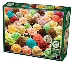 cobble hill ice cream 1000b 1000 bitar - Cobble Hill