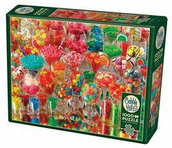 Cobble Hill puslespel 1000 Candy Bar 1000 bitar - Cobble Hill