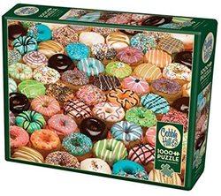 Cobble Hill 1000 Doughnuts  1000 bitar - Cobble Hill