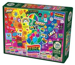 Cobble Hill puslespel 1000 Pride 1000 bitar - Cobble Hill