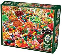 Cobble Hill puslespel 1000 Sugar Overload 1000 bitar - Cobble Hill