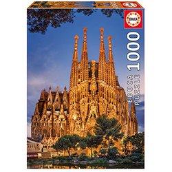 Educa puslespel 1000 Sagrada Familia 1000 bitar - Educa