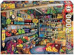 Educa puslespel 2000 Farmers Market 1000 bitar - Educa