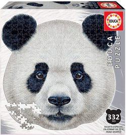 Educa puslespel 400 Panda Face Panda - Educa