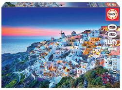Educa puslespel 1500 Santorini  1000 bitar - Educa